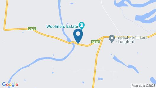 Woolmers Estate Map