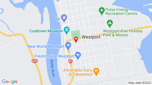 TripInn Hostel Map