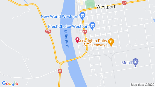 Westport Motels Map