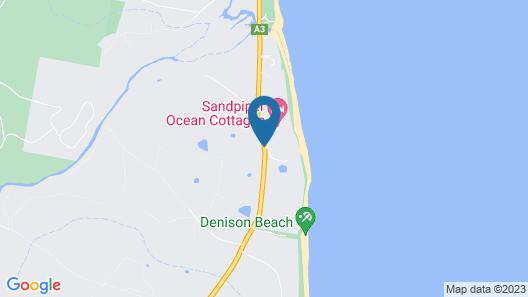 Sandpiper Ocean Cottages Map