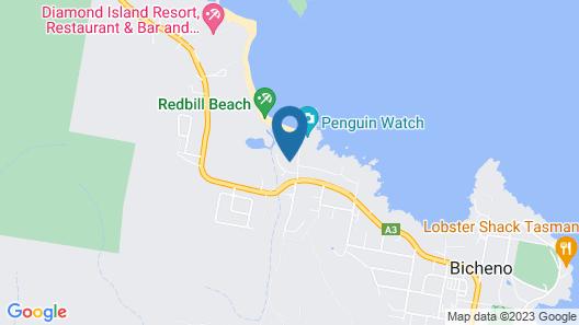 4 Redbill Drive Map