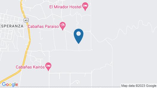 Las Nalcas Hotel Boutique & Spa Map
