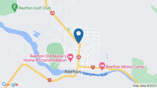 Lantern Court Motel Map
