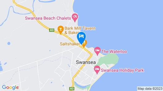 Swansea Ocean Villas Map