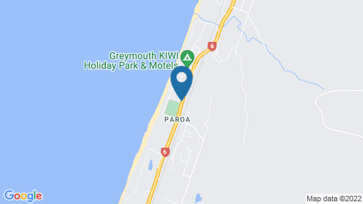 Charles Court Motel Map