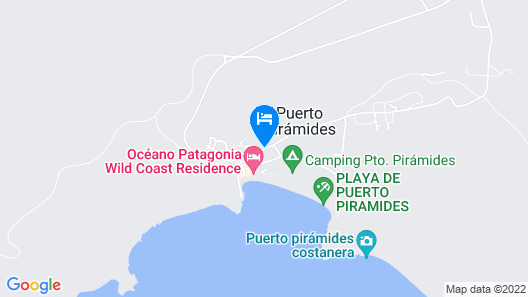 Posada Caracoles Map