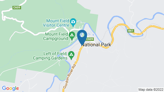 The National Park Hotel & Pub Map