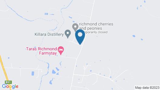 Alexanders' Of Richmond Map