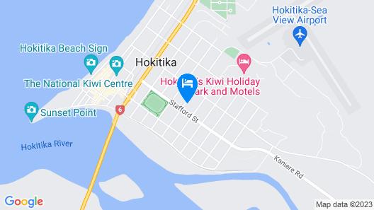 ACE Accommodation Map