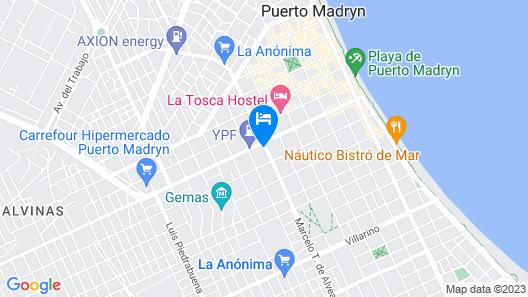 Hostel Silo Map