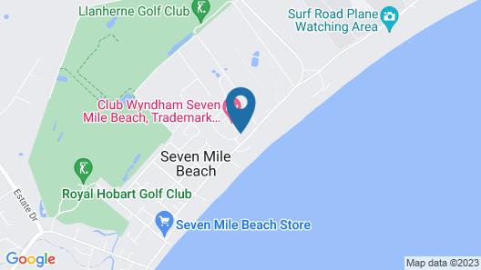 Ramada Resort by Wyndham Seven Mile Beach Map