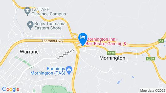 Mornington Inn Map