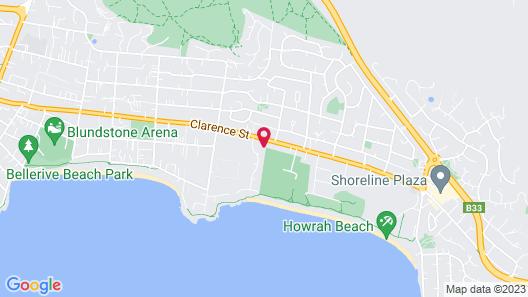 Ashwood Apartments Map