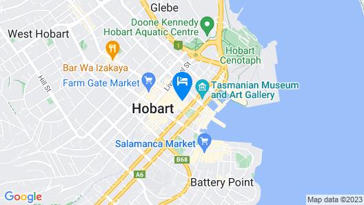 Quest Savoy Map
