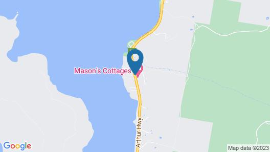 Mason's Cottages Map
