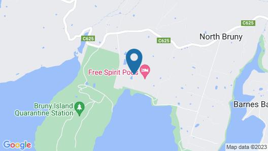 Free Spirit Pods Map