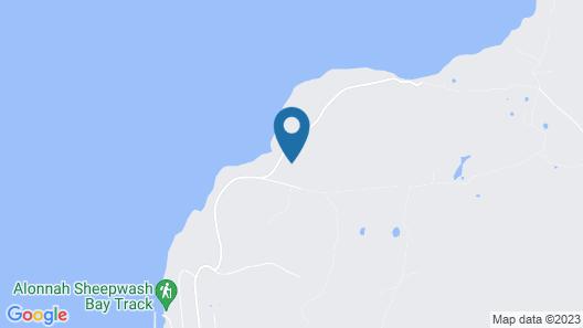 Mandala Bruny Island Map