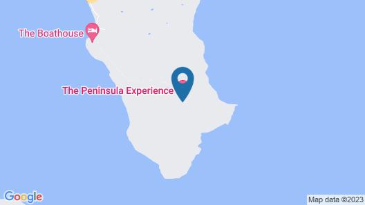 The Peninsula Experience Map