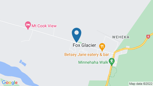 Sunset Motel Map