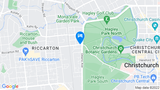 Parkview On Hagley Map