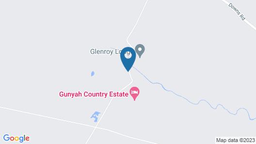Gunyah Country Estate Map