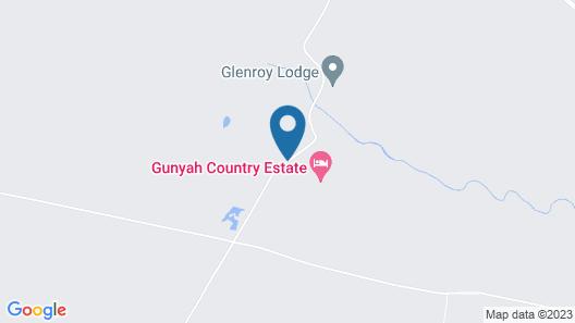 The Granary at Gunyah Map