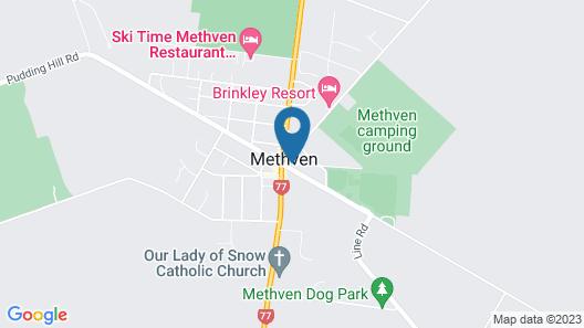 The Blue Pub Map