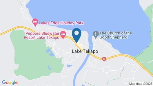 Lake Tekapo Village Motel Map