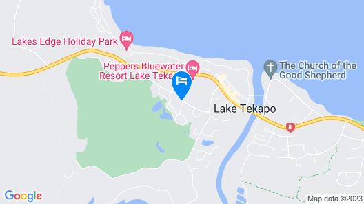 Quiraing Lake View Lodge Map
