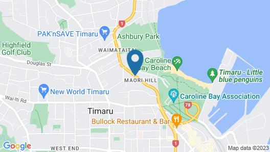 Anchor Motel  Map
