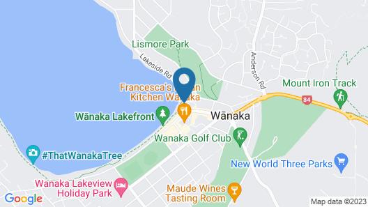 Lakeside Apartments Map