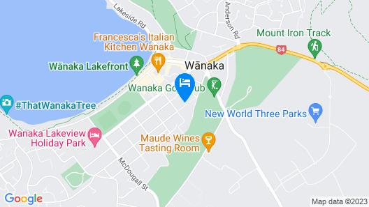 Wanaka Springs Lodge Map