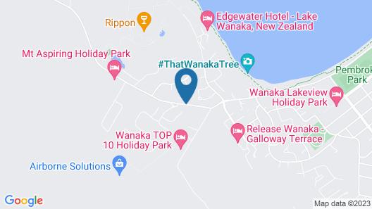 Ramada Resort by Wyndham Wanaka Map