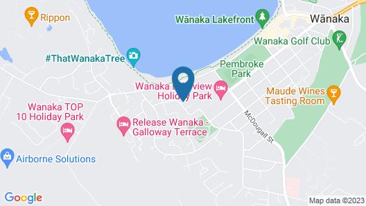 Luxury on Lansdown Map