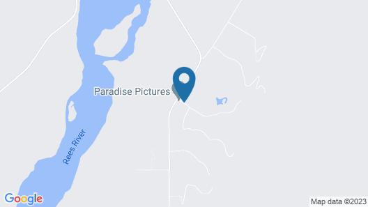 Glenorchy Peaks B&B Map
