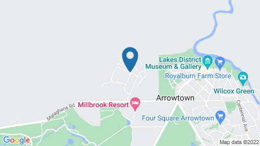 Arrowfield Apartments Map