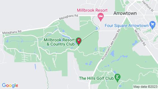Millbrook Resort Map