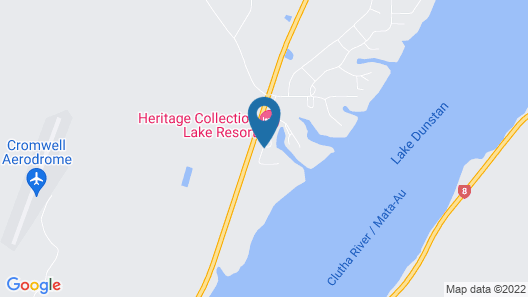The Lake Resort - Heritage Collection Map