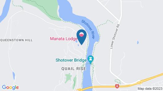 Manata Lodge Map