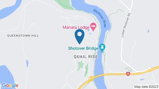 Pinnacle Villa Map