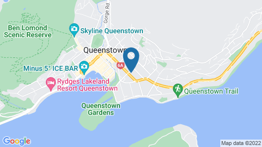 Holiday Inn Express And Suites Queenstown, an IHG Hotel Map
