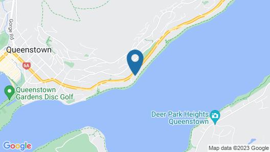 Villa del Lago Map