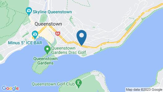 Earnslaw Lodge Map