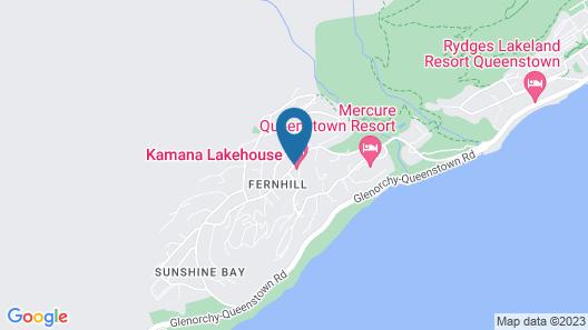 Kamana Lakehouse Map