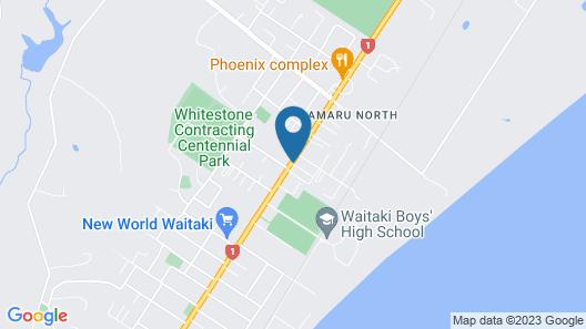 Northstar Motel Map