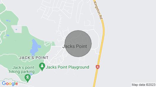 Point Vista - Queenstown Luxury Map