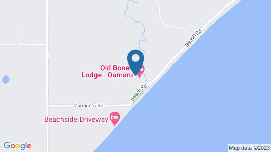 Old Bones Lodge Map