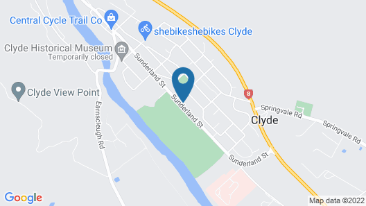 Clyde Apartments Map