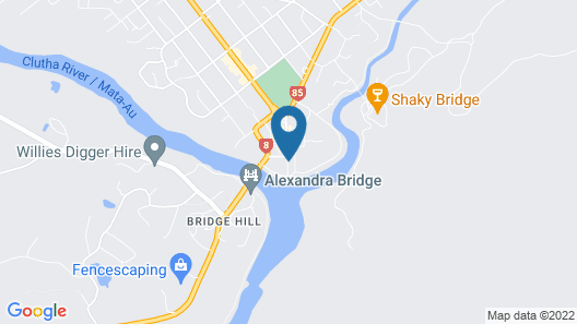 Criterion Club Hotel Map