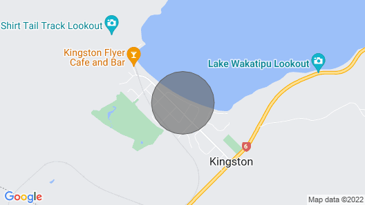 Lakeview in Kingston Map